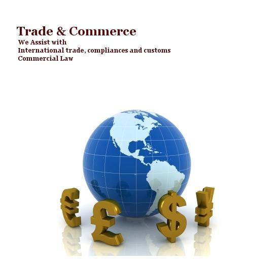 Trade and Commerce Law
